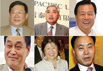 پیشی دریافت تعداد ثروتمندان چینی از آمریکایی ها