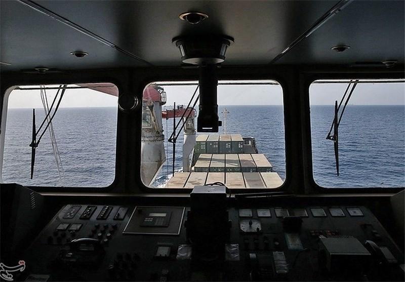 کشتی نجات با عبور از دریای عمان وارد شمال اقیانوس هند شد