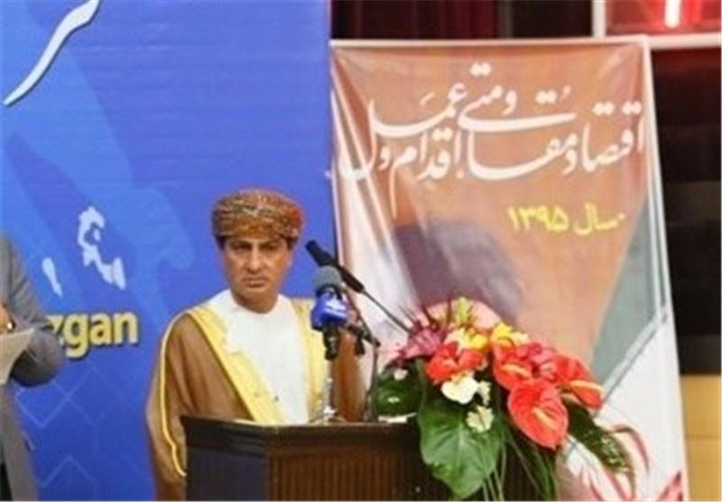 حجم مبادلات بازرگانی و تجاری ایران و عمان افزایش می یابد