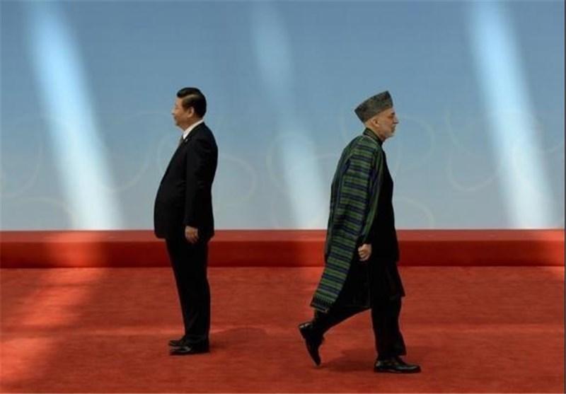 چین به دنبال پر کردن جای آمریکا در افغانستان نیست