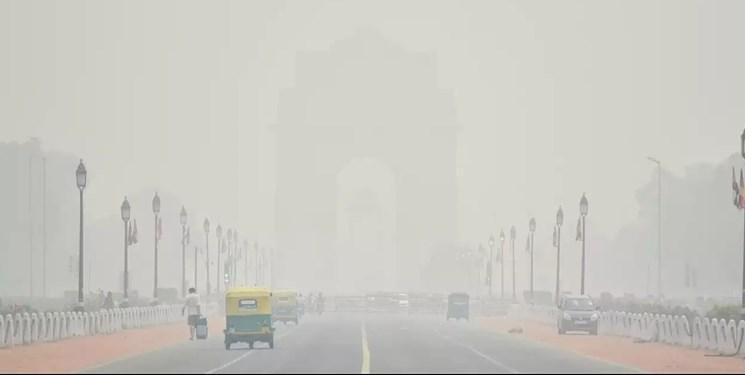 سیاستمدار هندی آلودگی هوای دهلی را به گردن پاکستان انداخت