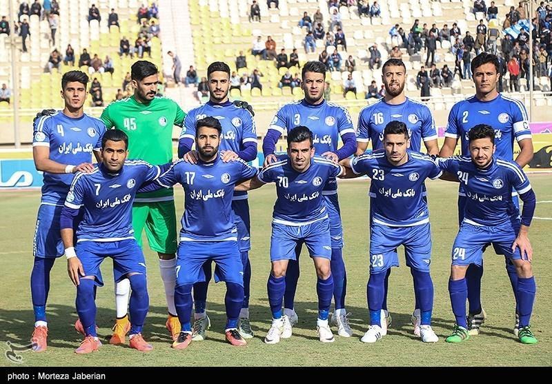 برگزاری اولین تمرین استقلال خوزستان در عمان
