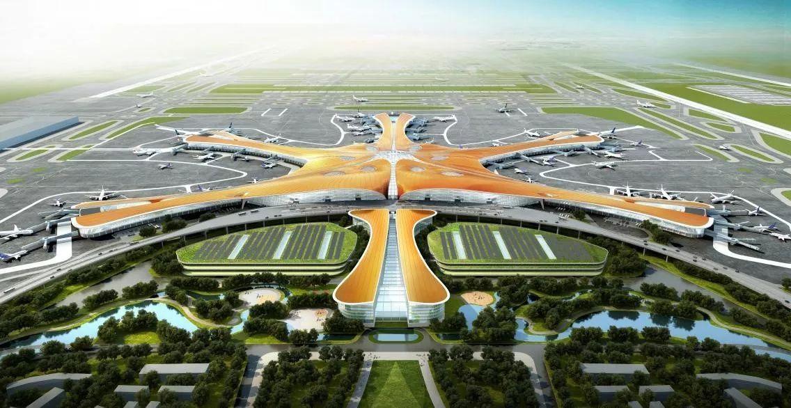 بزرگترین فرودگاه جهان در چین طی سال 2019 افتتاح میشود