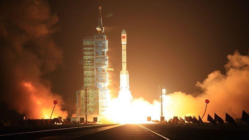 پرتاب ماهواره جدید بیدو به فضا توسط چینی ها