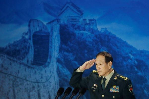 رایزنی تلفنی وزرای دفاع چین و آمریکا درباره تایوان و هنگ کنگ