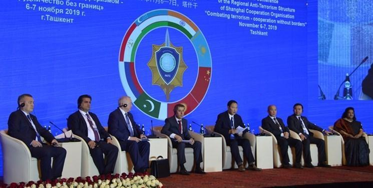 برگزاری همایش مقابله با تروریسم شانگهای در تاشکند