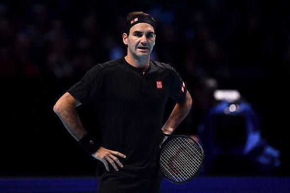 فدرر تور ATP لندن را با شکست شروع کرد