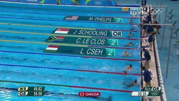 رکوردشکنی های پیاپی روز هفتم المپیک ریو