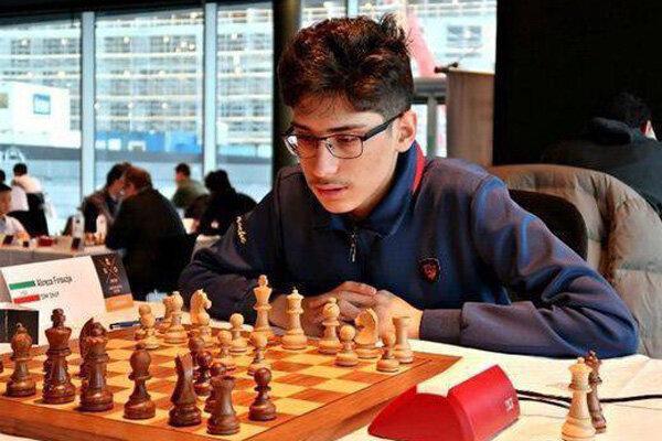 شطرنجباز ایران به رده سی ام برترین های جهان صعود کرد