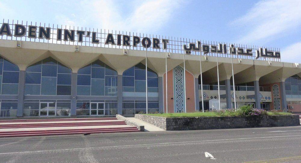 ورود نظامیان سعودی به فرودگاه عدن