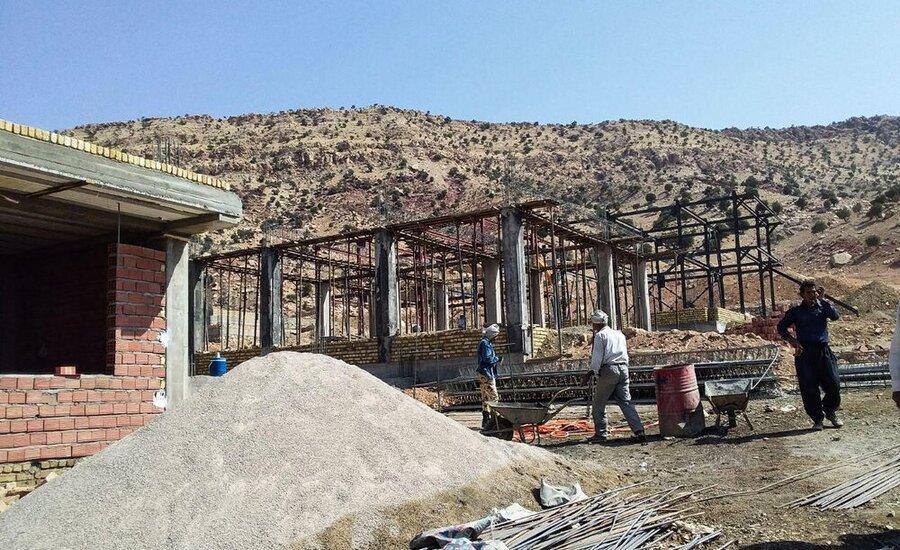 انتها سال؛ اتمام عملیات بازسازی واحدهای سیل زده در لرستان