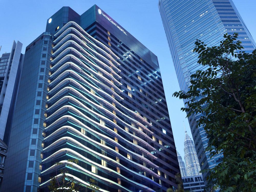 هتل اینترکنتیننتال کوالالامپور