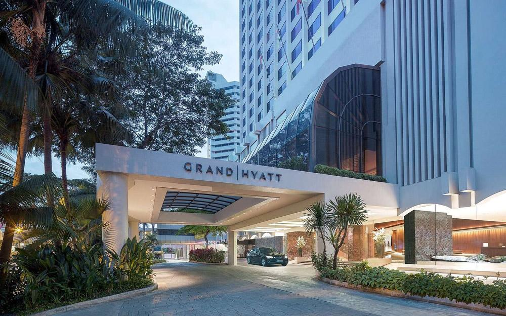 هتل گرند حیات سنگاپور