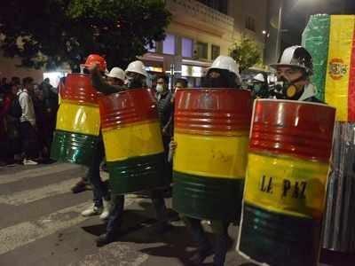 اعتراضات بولیوی ادامه دارد