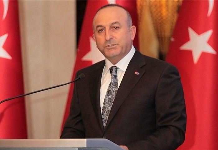 چاووش اغلو: ترکیه در برابر تهدید ها تسلیم نمی گردد