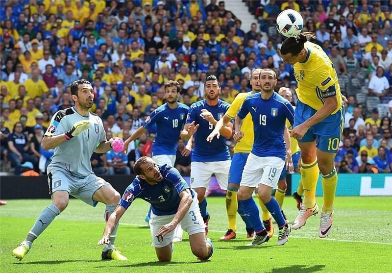 ملاقات ایتالیا - سوئد از نگاه آمار