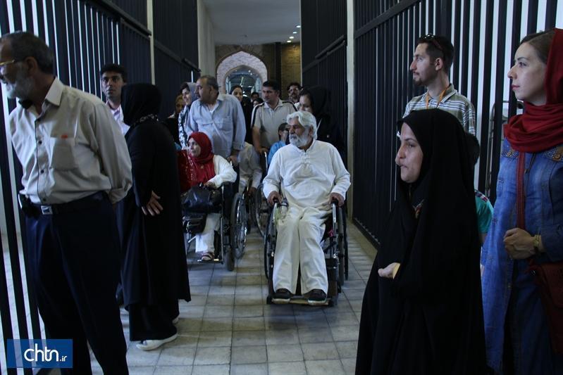 کارگاه آموزشی رفتار مسئولانه با گردشگران دارای معلولیت برگزار می گردد