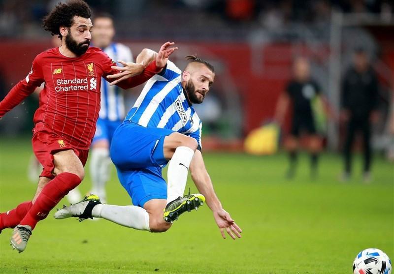 جام جهانی باشگاه ها، لیورپول با گل دیرهنگام رقیب فلامنگو در فینال شد