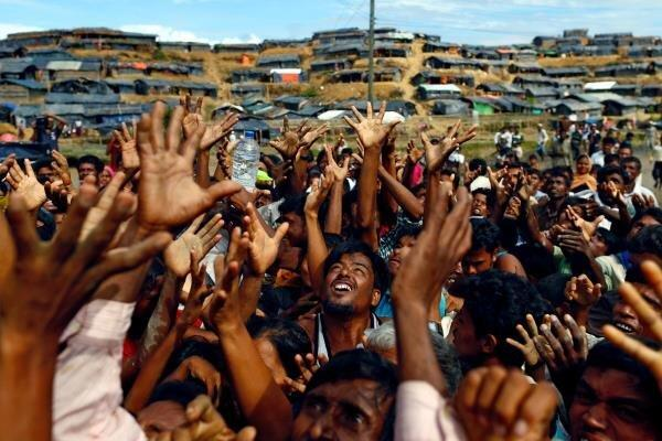 میانمار به اتهامِ نسل کشی مسلمانان روهینگیا محاکمه می گردد