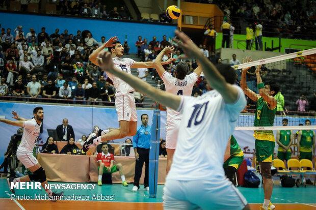 ساعت بازی های تیم ملی والیبال در رقابت های جام جهانی تعیین شد