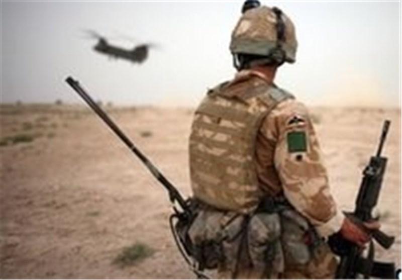 نیروهای رزمی انگلیس و تفنگداران آمریکایی رسما عملیات خود در افغانستان را سرانجام دادند