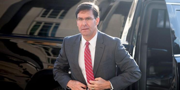 درخواست رئیس پنتاگون از بغداد برای ممانعت از حمله به نیروهای آمریکایی