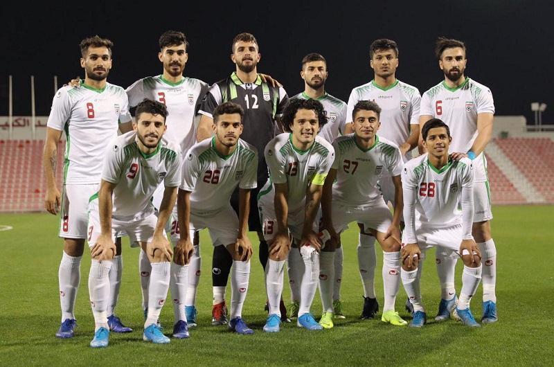 اعلام شماره پیراهن بازیکنان تیم امید در مسابقات قهرمانی آسیا