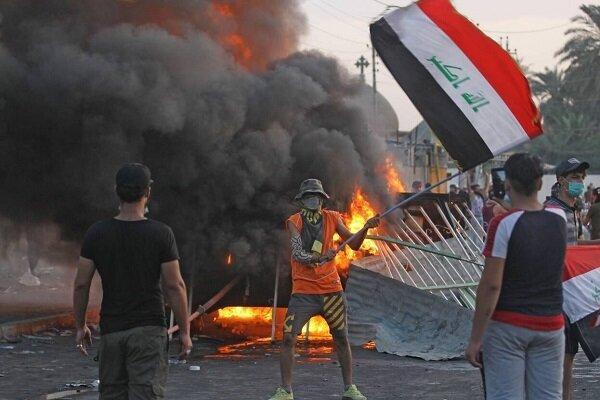 تداوم اعتراضات در عراق، بیانیه دادگاه فدرال