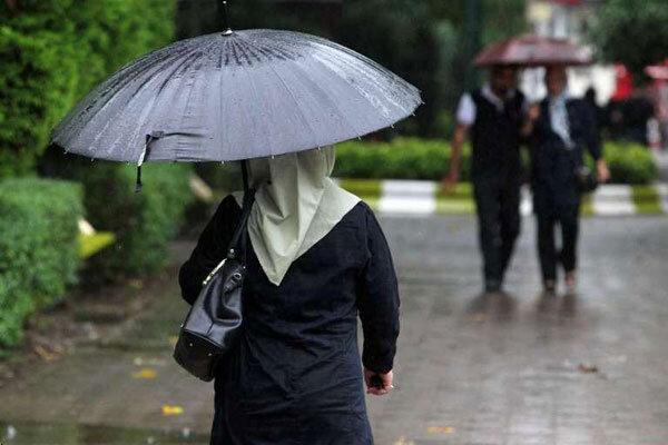 میزان بارش در شیروان 33 درصد افزایش یافت