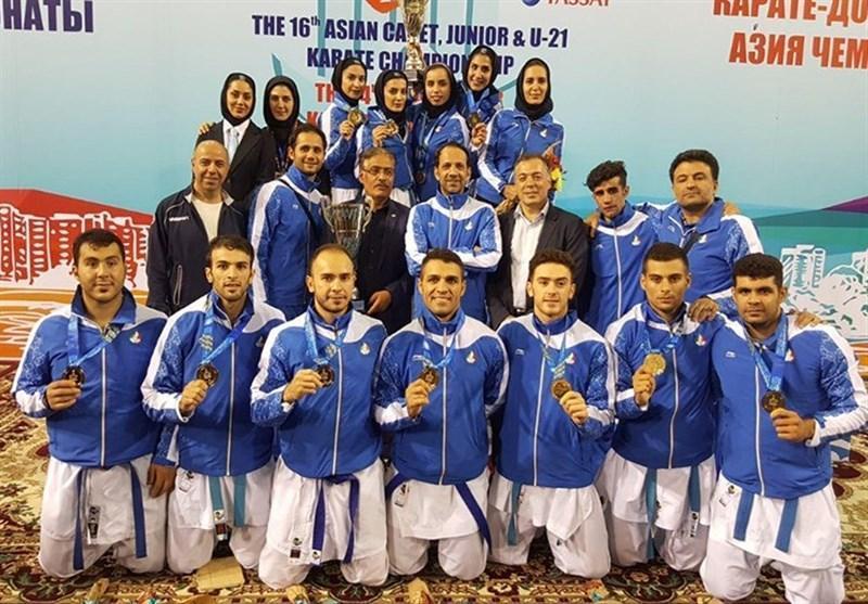 قهرمانی تاریخی کاراته ایران در آسیا، انتها سیطره سنتی ژاپن