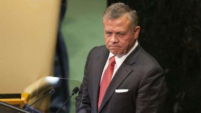 تماس تلفنی پادشاه اردن با نخست وزیر عراق