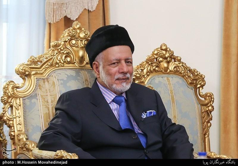 وزیر خارجه عمان با ظریف ملاقات می نماید