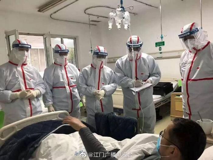 فرد مشکوک به بیماری کرونا از بیمارستان مرخص شد
