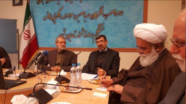 تاکید بر پیشرفت اندیشه در ایران و تعاملات فکری بین المللی از جمله نوآوری های الگوست