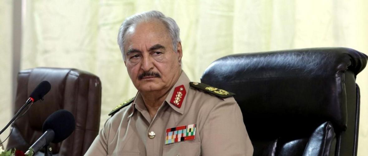 مقام آمریکایی: حفتر در آینده سیاسی لیبی نقش دارد