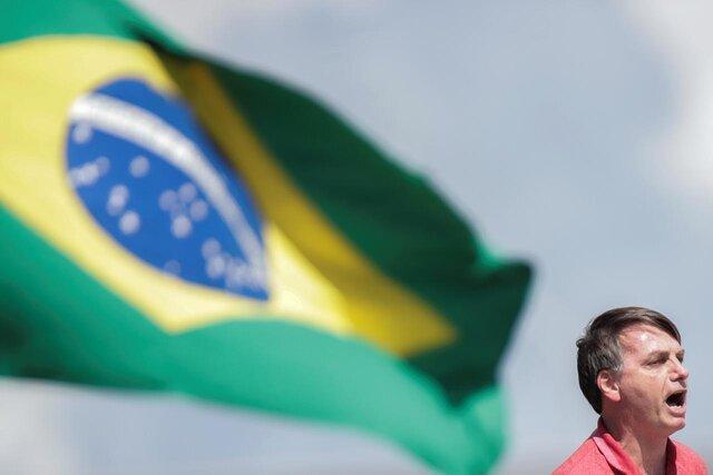 کوشش رئیس جمهور برزیل برای محافظت از خانواده اش در برابرپلیس