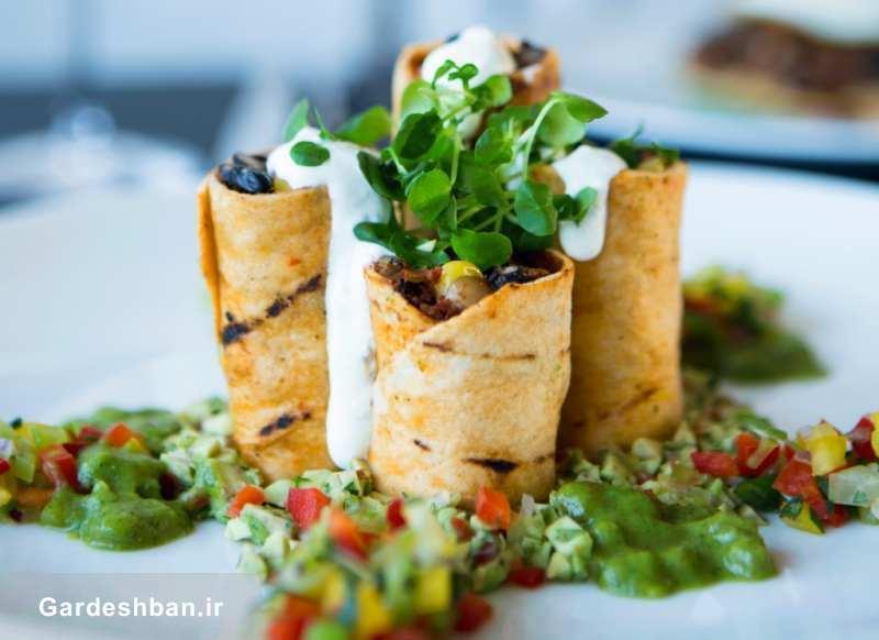 بهترین رستوران های گیاهی لندن