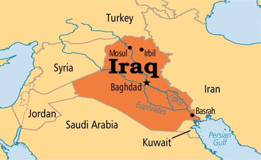 پیغام آمریکا به نخست وزیر عراق برای هدف قرار دادن پایگاه های الحشد الشعبی