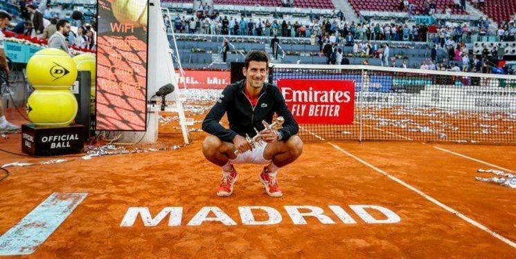 حضور ستاره های تنیس جهان در مسابقات مجازی