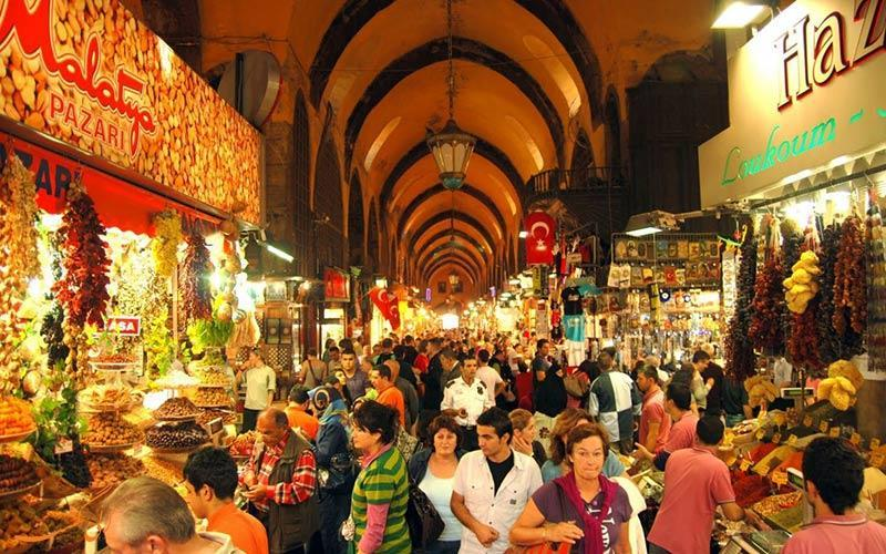 بازار عمده پوشاک استانبول کجاست؟