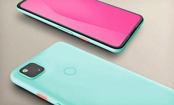 گوشی گوگل با نمایشگر بدون حاشیه