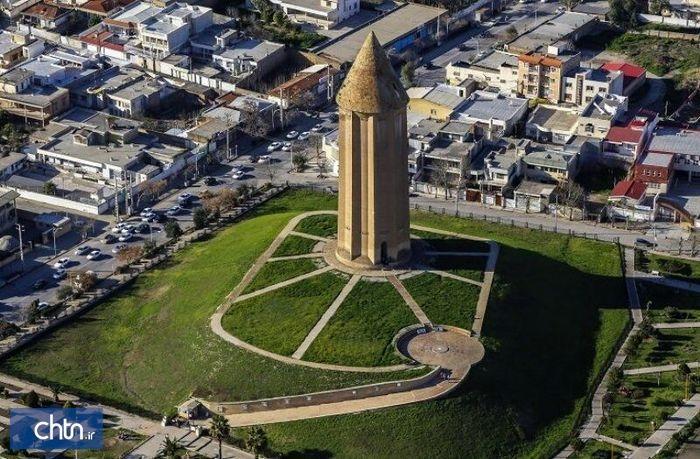 گنبد برج قابوس بازسازی می گردد