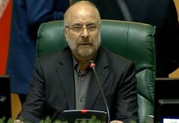 قالیباف: طرح شفافیت آراء نمایندگان امروز در مجلس اعلام وصول شد