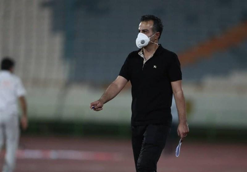رمضانی: تا 4 صبح درگیر بیماری بازیکن مان بودیم اما به حرف ما گوش نمی دهند، دوست ندارم در این فوتبال بمانم