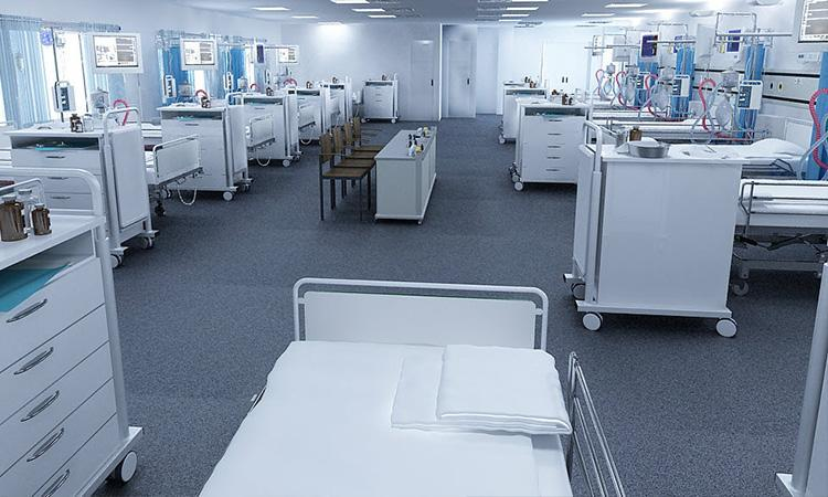 بازسازی درمانگاه