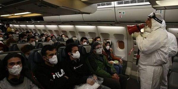 لغو ابلاغ پذیرش 60 درصدی مسافر در هواپیماهای ایران