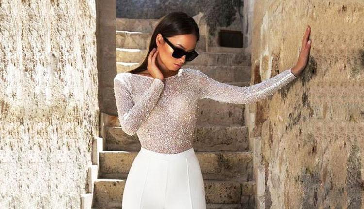 کلکسیونی از 30 مدل لباس مجلسی لمه شنی شیک و جذاب