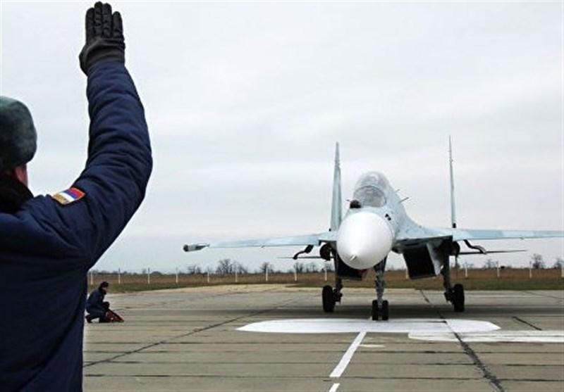 جنگنده های روسی بار دیگر هواپیماهای خارجی را اسکورت کردند