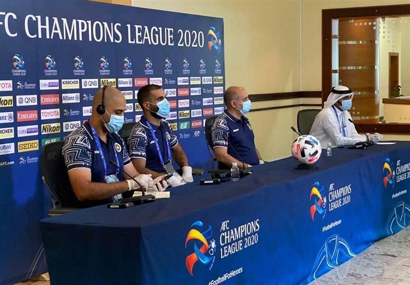 مربی سپاهان: شناخت نسبتاً خوبی از تیم النصر داریم