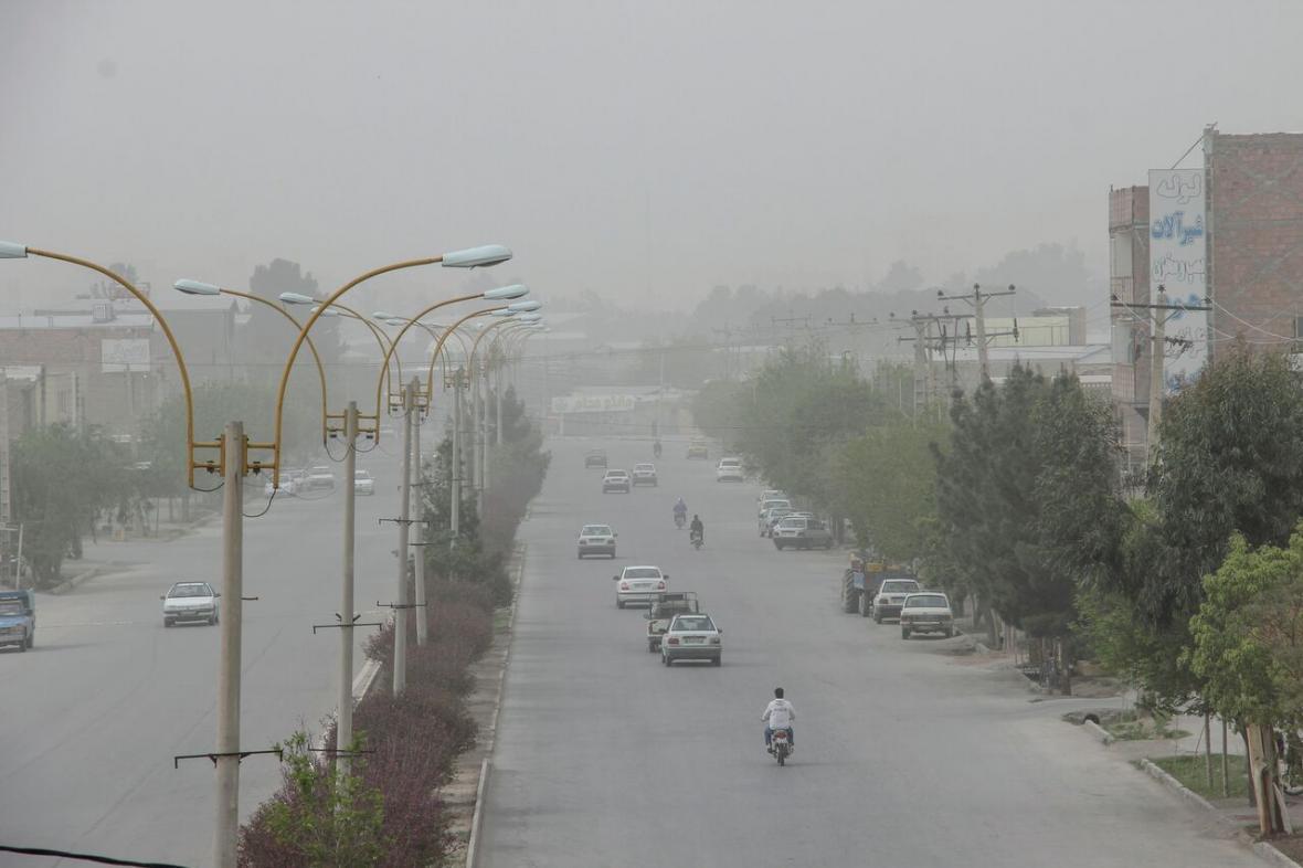خبرنگاران افزایش غلظت آلاینده ها البرز را به سطح هشدار نارنجی رساند